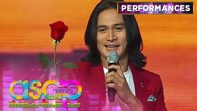 Ultimate heartthrob Piolo Pascual serenades the audience with his performance | ASAP Natin 'To