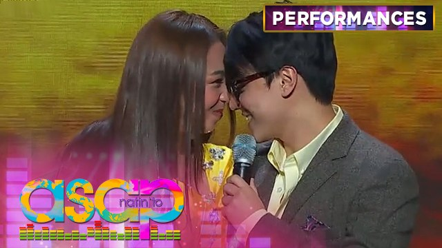 MayWard spread 'kilig' vibes with their performance | ASAP Natin 'To