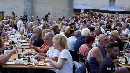 SAINT THIBERY - Une troisième soirée jazz plébiscitée par un public nombreux !