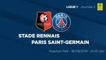 Stade Rennais FC - Paris Saint-Germain : La bande-annonce