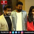 Signature Moments | #Saaho  Press Meet