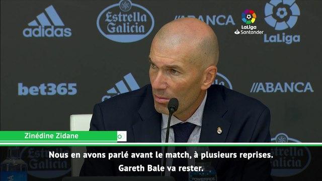 Real Madrid : Zidane met fin au mercato de Gareth Bale