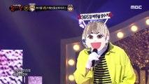 [3round] 'idol'  - Meeting  , '아이돌'  - 만남 복면가왕 20190818