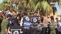مقتل شرطي بانفجار سيارة مفخخة في مدينة القامشلي السورية