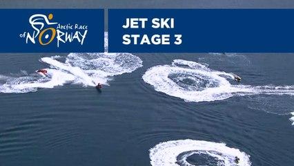 Jet Ski - Stage 3 - Arctic Race of Norway 2019
