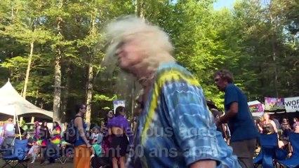 """Le """"vrai Woodstock"""" - un esprit à maintenir en vie"""