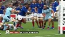 XV de France : victoire encourageante face à l'Écosse