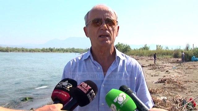 Mbetjet në grykëderdhjen e Drinit/ Specialistët: Sa më parë një zgjidhje-Top Channel Albania