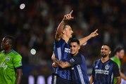 Los Angeles Galaxy : Zlatan Ibrahimovic a encore frappé deux fois