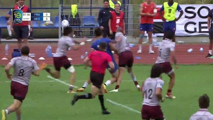 REPLAY DAY 2 RANKING GAMES FINALS - RUGBY EUROPE BOYS U18 SEVENS CHAMPIONSHIP 2019 - GDANSK (7)