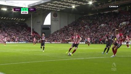 Sheffield / Crystal Palace, 2ème journée - John Lundstram ouvre le score pour Sheffield United