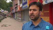 Restrictions Loosened, But Only Just, In Kashmir