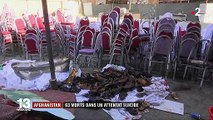 Afghanistan : le groupe Etat islamique revendique l'attentat le plus meurtrier de l'année