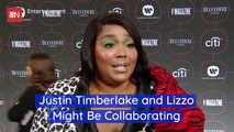 Justin Timberlake And Lizzo Are Planning Something