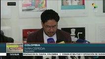 Colombia: Senador Cepeda apoya citas a Álvaro Uribe y Álvaro Hernán