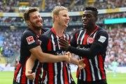Bundesliga - L'Eintracht tranquille avant Strasbourg