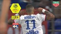 But Memphis DEPAY (48ème) / Olympique Lyonnais - Angers SCO - (6-0) - (OL-SCO) / 2019-20