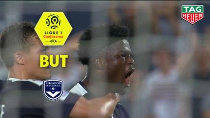 But Josh MAJA (70ème) / Girondins de Bordeaux - Montpellier Hérault SC - (1-1) - (GdB-MHSC) / 2019-20
