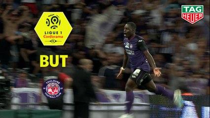 But Jean-Victor MAKENGO (54ème) / Toulouse FC - Dijon FCO - (1-0) - (TFC-DFCO) / 2019-20