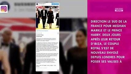 Meghan Markle et prince Harry pas écolo ? Leur voyage en France suscite le débat