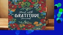 Start With Gratitude: Daily Gratitude Journal | 90 Days of Reflections for a Lifetime of Inner