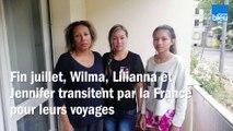 Le_cauchemar de trois touristes sud-américaines, placées en centre de rétention