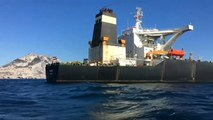 Gibraltar 'unable' to detain Iranian oil tanker despite US warrant