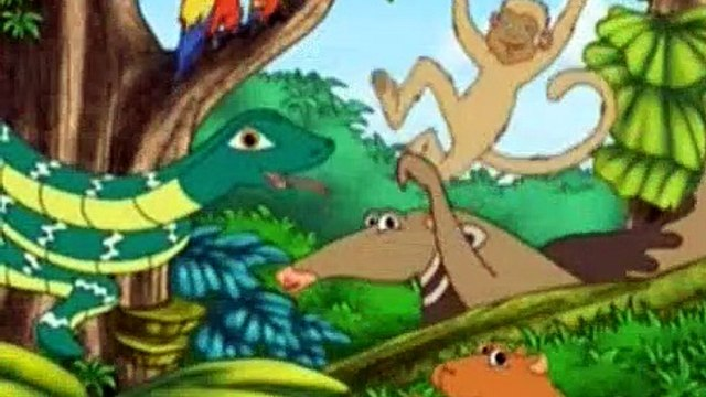 Go Diego Go S01E19 Baby Jaguar to the Rescue