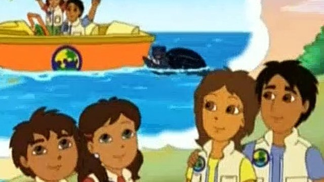 Go Diego Go S01E20 Save the Sea Turtles