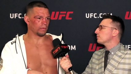 Diaz explains why he would like to face Masvidal
