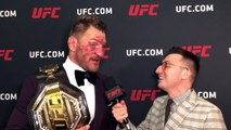 Miocic_ 'I'm just happy to get my belt back'
