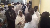 Pèlerinage : Hadja Kandia Camara revient de la Mecque.