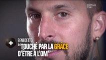 Interview de Darío Benedetto