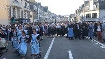 Filets bleus. La grande parade démarre en fanfare !