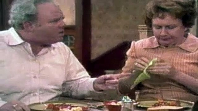All In The Family Season 3 Episode 16 Oh Say Can You See