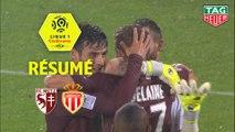 FC Metz - AS Monaco (3-0)  - Résumé - (FCM-ASM) / 2019-20