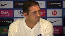 Special moment but focus on winning - Lampard