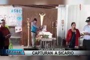 Ventanilla: capturan sicario acusado de matar a madre de familia en Barranca