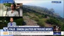 Le randonneur français Simon Gautier retrouvé mort en Italie