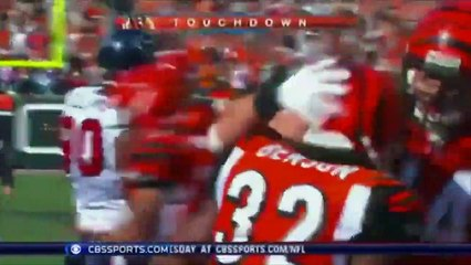 Longest Cedric Benson Touchdowns