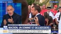 Emmanuel Macron: une rentrée à risque ? (2/2)