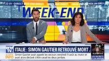 Italie: le randonneur français Simon Gautier retrouvé mort