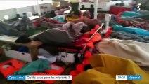 """Migrants : l'Espagne propose d'accueillir l'""""Open Arms"""", une proposition irréaliste selon l'ONG"""