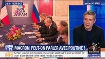 Emmanuel Macron: une rentrée à risque ? (1/2)