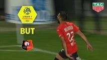 But Romain DEL CASTILLO (48ème) / Stade Rennais FC - Paris Saint-Germain - (2-1) - (SRFC-PARIS) / 2019-20
