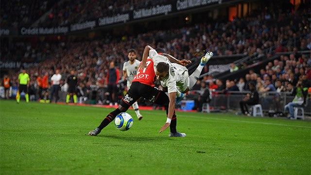 Le PSG n'avait plus l'habitude de perdre en août - Foot - L1