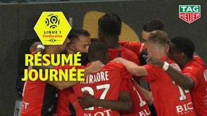 Résumé de la 2ème journée - Ligue 1 Conforama / 2019-20