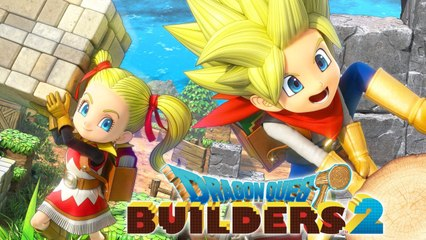 Dragon Quest Builders 2 #21 — If You Didn't Like MineCraft {Switch} Walkthrough part 21