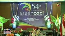 Mga delegado ng ASEAN, dumating na sa bansa para sa 54th ASEAN-COCI meeting