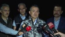 Tarım ve Orman Bakanı Pakdemirli: 'Şu anda aktif 4 yangınla mücadele ediyoruz' - İZMİR